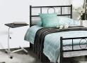 Matelas à mémoire de forme Aingoo avec lit en métal : un soutien ferme et confortable pour votre enfant