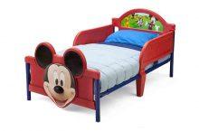 Delta Children – offrez à votre enfant un sommeil en compagnie de Mickey ou Minnie